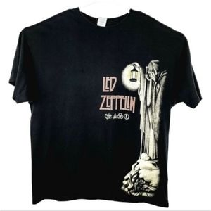 Other - Led Zeppelin Adult 2XL T-Shirt Black Classic Rock